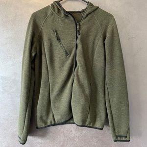 H&M Sport green jacket small